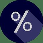 Financiación al 0% de interés